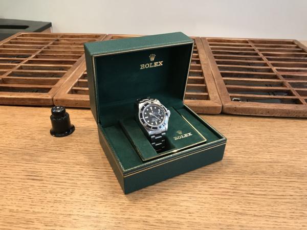 Réflexions sur la montre de collection (Rolex) et son marché