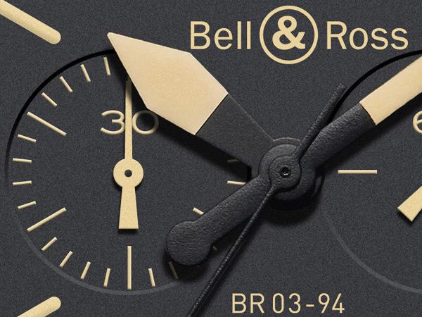 BELL & ROSS 03-92 ET 03-94 HERITAGE