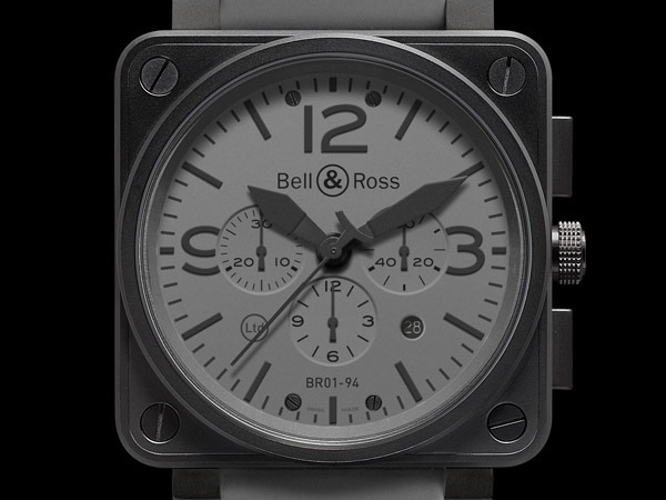 BELL & ROSS - COMMANDO