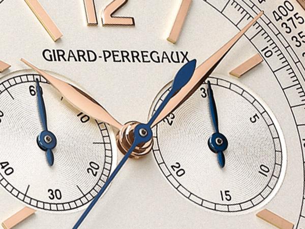 GIRARD-PERREGAUX 1966 - Chronographe