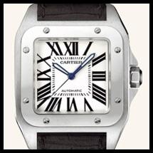 Cartier Santos 100 Chronographe