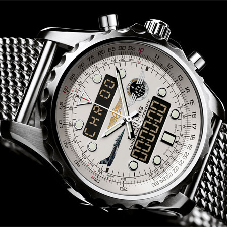"""Breitling Jet Team"" Limited Edition"