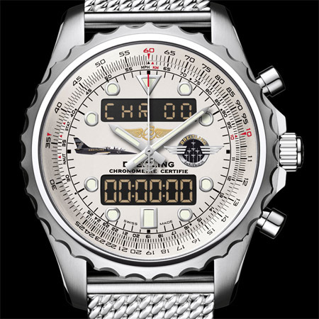 "Chronospace ""Breitling Jet Team"" Limited Edition"