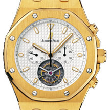 Audemars Piguet Tourbillon Or jaune