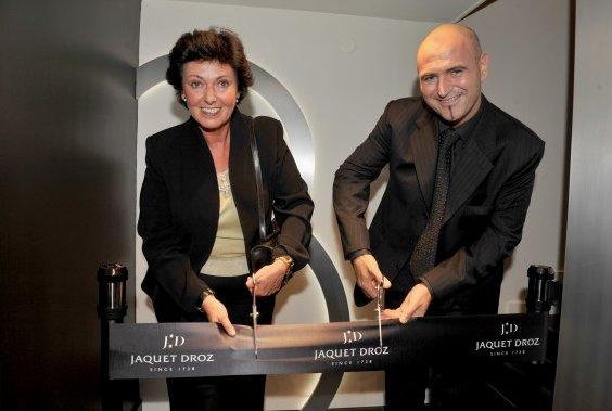 8, rue de la Paix à Paris: le nouvel univers Jaquet Droz / 9 septembre 2010