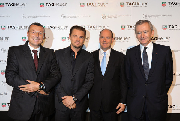 TAG Heuer celebrates its 150th anniversary in Paris, the high point of a historical world tour.