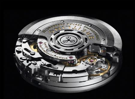 Breitling lance la première Navitimer avec mouvement de chronographe 100% «maison»