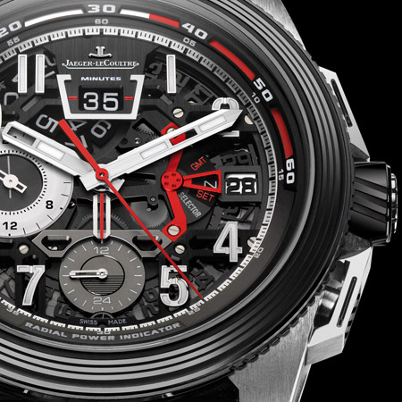 Jaeger Lecoultre Master Compressor Extreme LAB 2 - Tribute to Geophysic