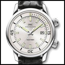 IWC AQUATIMER VINTAGE - Platine