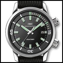 IWC AQUATIMER VINTAGE - Acier