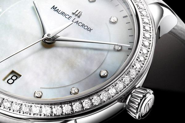 Maurice Lacroix collection Les Classiques Date : l'horlogerie au féminin