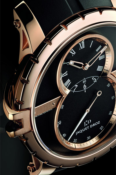 Jaquet Droz Grande Seconde SW Or Rouge