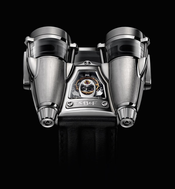 MB&F Horological Machine N° 4 Thunderbolt