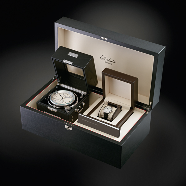 Coffret Glashütte Original