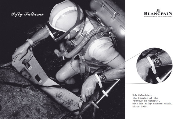 Blancpain Fifty Fathoms