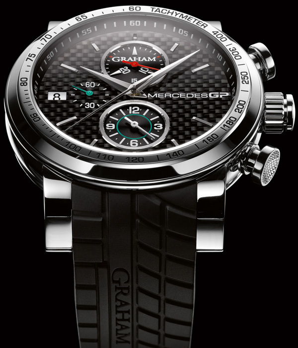 Graham Mercedes GP Silverstone Chronographe