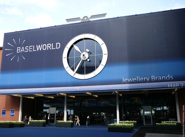 BASELWORLD 2011 en pole position