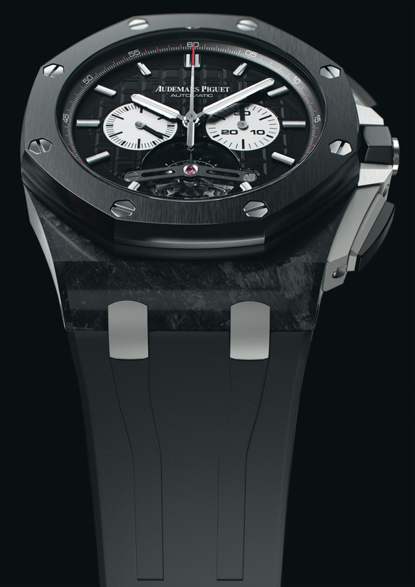 Audemars Piguet  Tourbillon Chronographe Automatique Royal Oak Offshore