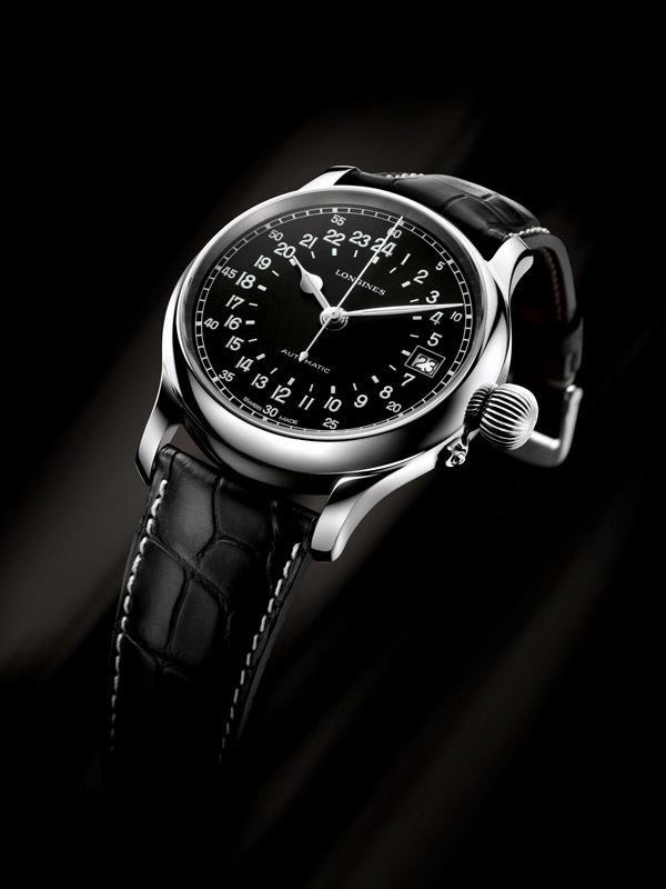 La montre Longines Twenty-Four Hours