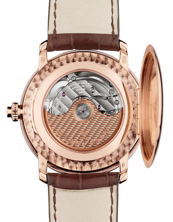 Le Mouvement de la montre Blancpain Villeret Timezone 30 minutes Demi-Savonette