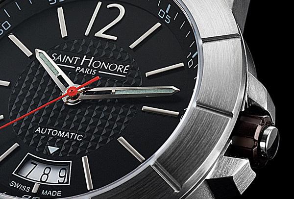 La Montre Saint Honoré Worldcode Automatique : une montre de caractère
