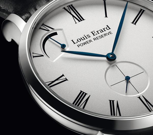 MONTRE LOUIS ERARD « Excellence » Régulateur Réserve de Marche