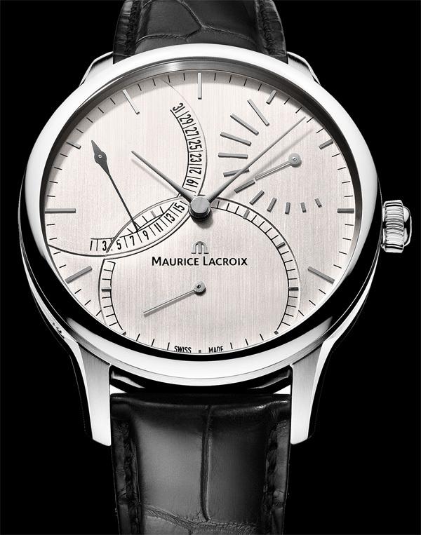 Maurice Lacroix Masterpiece Collection Never Stop Moving : la cinétique du temps