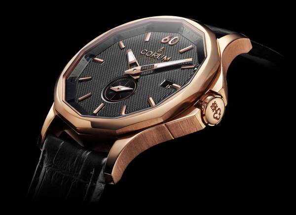 Deux nouvelles déclinaisons pour la collection icône Corum Bridges Golden Bridge Tourbillon avec pont saphir & Ti-Bridge Power Reserve