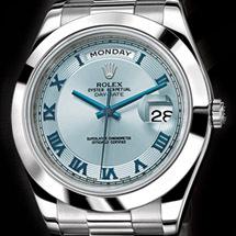 Prix du neuf Rolex Day-Date
