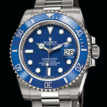 Prix du neuf Rolex Submariner