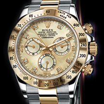 Montre Rolex Daytona Or Jaune