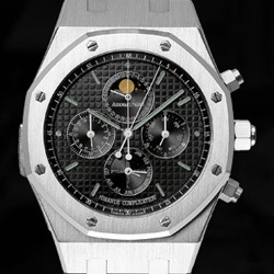 PRIX DU NEUF AUDEMARS PIGUET ROYAL OAK REPETITION MINUTES