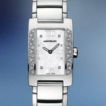 Prix du Neuf et Tarifs des montres Montblanc profil