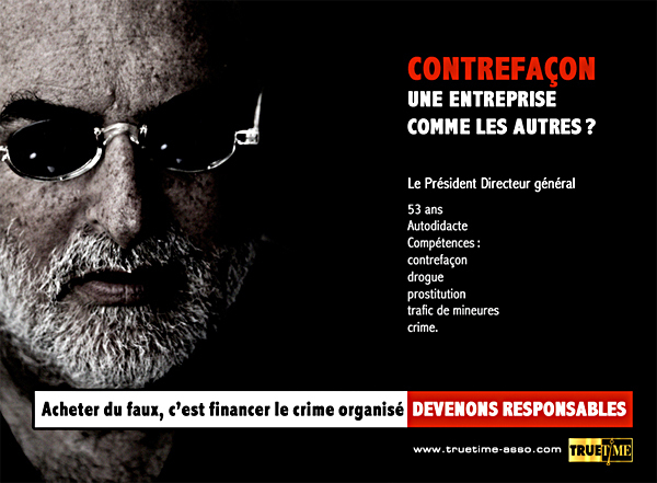 2010-2011 - LA CAMPAGNE INTERNATIONALE DE SENSIBILISATION DE L'ASSOCIATION TRUETIME EN RESUME ET EN CHIFFRES