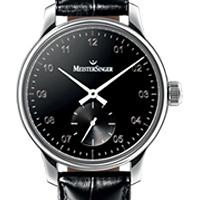 Prix du neuf et tarifs des montres Meistersinger Karelia cadran crème noir