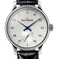 Prix du neuf et tarifs des montres Meistersinger Karelia cadran blanc