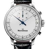 Prix du neuf et tarifs des montres Meistersinger Singular cadran Blanc