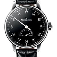 prix du neuf et tarifs des montres Meistersinger Unomatik cadran