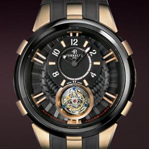 Prix du neuf et tarifs des montres Perrelet Tourbillon