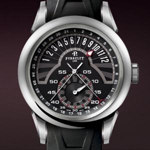 Prix du neuf et tarifs des montres Perrelet Régulateur Rétrograde
