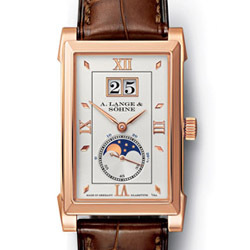 Prix du neuf A. Lange Söhne Cabaret Moonphase Or Rose
