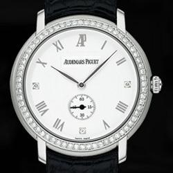 Prix du neuf Audemars Piguet Jules Audemars Heures et Minutes Or Gris