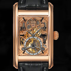 Prix du neuf Audemars Piguet Edward Piguet Tourbillon Or Rose