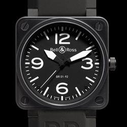 Prix du neuf Bell & Ross BR01-92 Carbon