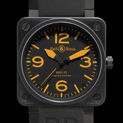 Prix du neuf Bell & Ross BR01-92 Orange