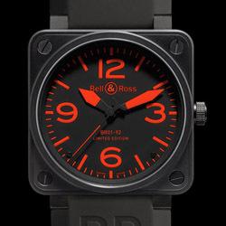 Prix du neuf Bell & Ross BR01-92 Red