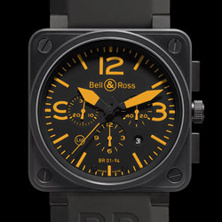 Prix du neuf Bell & Ross BR01-94 Orange