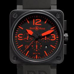 Prix du neuf Bell & Ross BR01-94 Red