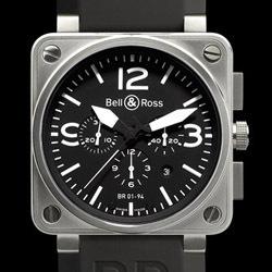 Prix du neuf Bell & Ross BR01-94 Black Dial