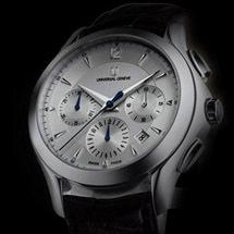 Prix du Neuf Universal Genève Timer chronographe
